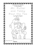 Workbooks for Readers:  Mr. Putter and Tabby Pour the Tea