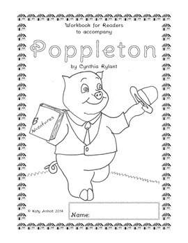 Workbooks for Readers:  Poppleton