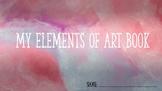 Workbook of Elements of Art