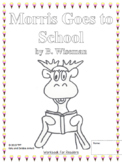 Workbooks for Readers: Morris Goes to School (Answer Key ONLY)