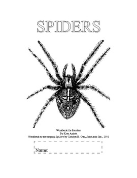 Workbooks for Informational Readers: SPIDERS