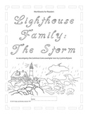 Workbooks for Readers and Writers: Lighthouse Family The Storm