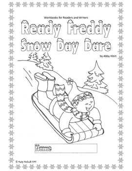 Workbooks for Readers and Writers: Ready Freddy Snow Day Dare