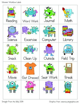 Workbox Picture Tags Pack