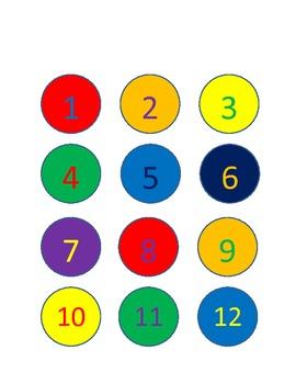 Workboxes Numbers