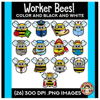 Worker Bees   Community Helpers