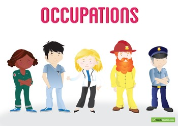 Workers in the Community Posters