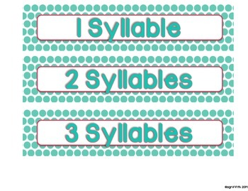 Workin' On Syllables