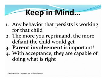 Working Effectively with Difficult, Defiant, & Non- Compliant Students