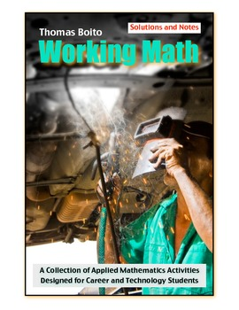 Working Math (Notes and Solutions)