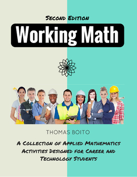 Working Math, Second Edition (Sampler)