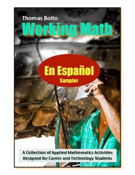 Working Math en Español Sampler