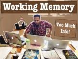 Working Memory - PRESENTATION