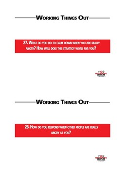 Working Things Out Conversation Cards