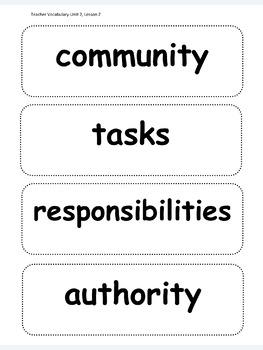 Working Together (2nd Grade, Standards Aligned)
