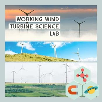 Working Wind Turbine Science Lab