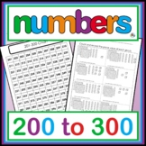 Working With Numbers 200-300