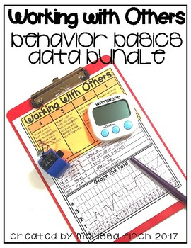Working With Others- Behavior Basics Data