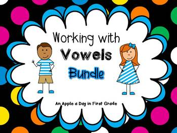 Working With Vowels Bundle