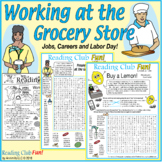 Working at the Grocery Store (Jobs, Careers, Labor Day)