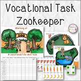 VOCATIONAL TASK Zookeeper