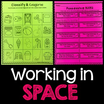 Classify And Categorize Worksheet Teachers Pay Teachers