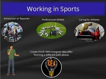 Working in Sports - Level 1