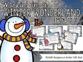 Working in a Winter Wonderland {7 Math Stations}