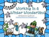Winter Literacy Activities {Working in a Winter Wonderland of Literacy}