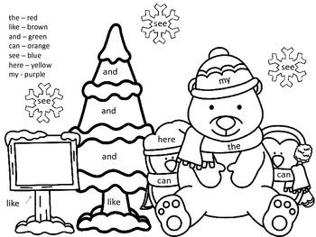 Winter Literacy Activities {Working in a Winter Wonderland of Literacy}