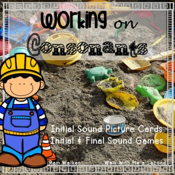 Consonants-Initial and Final Construction Work