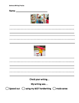 Working on Sentences