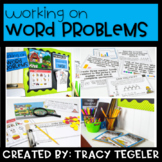 Working on Word Problems (Critical Thinking,Collaborating,Questioning & Solving)