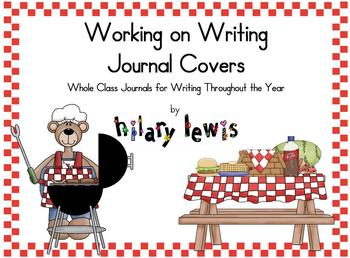 Working on Writing-Journal Covers