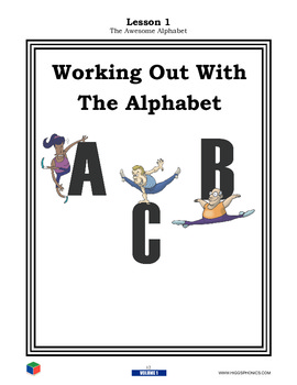 Working out with the Alphabet
