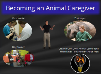 Working with Animals - Level 1