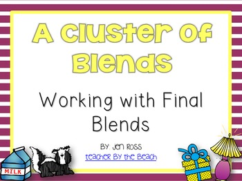 Working with Blends: Final Blends