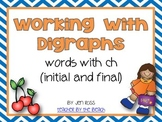 Working with Digraphs: ch words