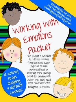 Working with Emotions Package