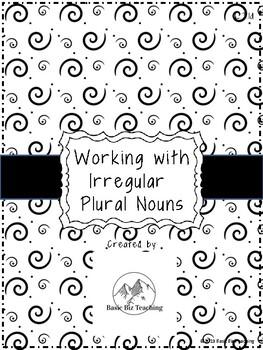Working with Irregular Plural Nouns