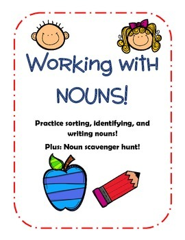 Working with Nouns!