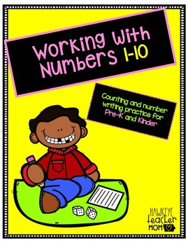 Working with Numbers 1-10