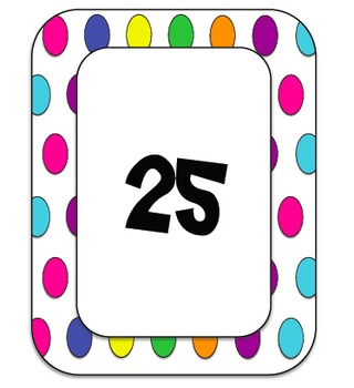 Working with Numbers:Flashcard Pack