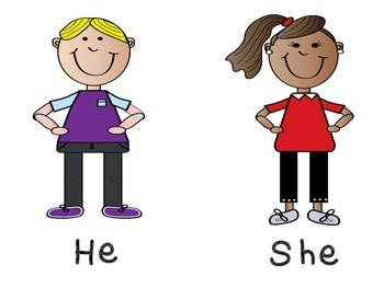 Working with Personal Pronouns