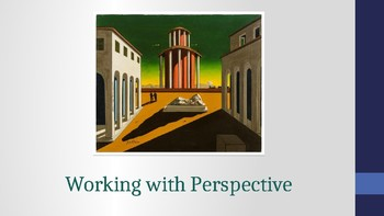 Working with Perspective