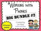 Working with Phonics: BIG BUNDLE #2