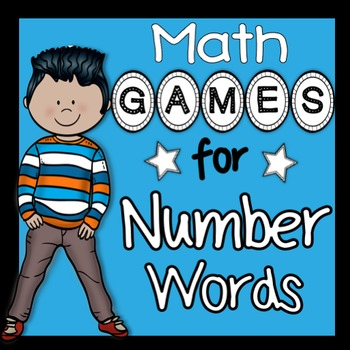 Working with Place Value:  Number Words