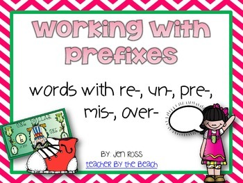Working with Prefixes