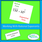 Working with Rational Exponents