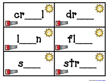 Working with Vowel Diphthongs: AU and AW words